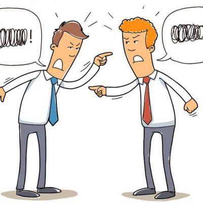 Resolviendo Conflictos Inteligentemente